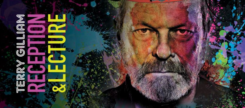Terry Gilliam lecture